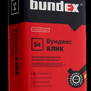 """Шпаклевка полимерная """"Бундекс Блик"""""""