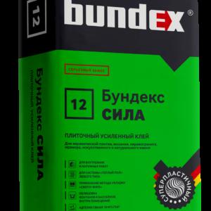 """Клей плиточный """"Бундекс Сила"""""""