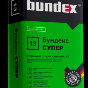 """Клей плиточный """"Бундекс Супер"""""""